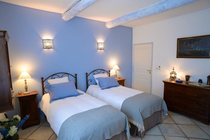 Double or Twin Room - View on the countryside