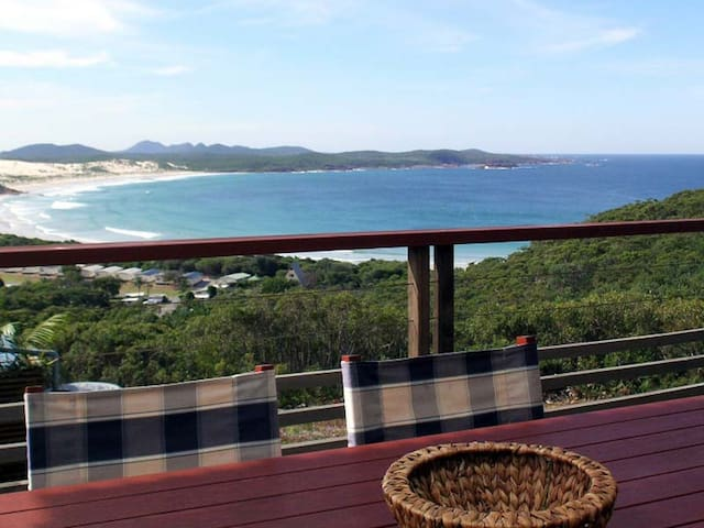 One Mile Retreat - Unforgettable! - Boat Harbour - Hus