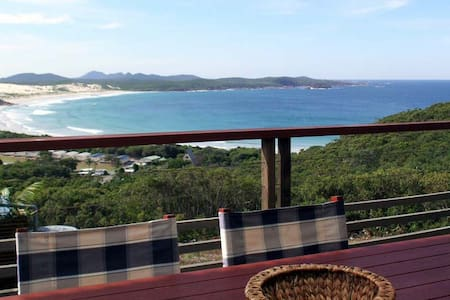 One Mile Retreat - Unforgettable! - Boat Harbour