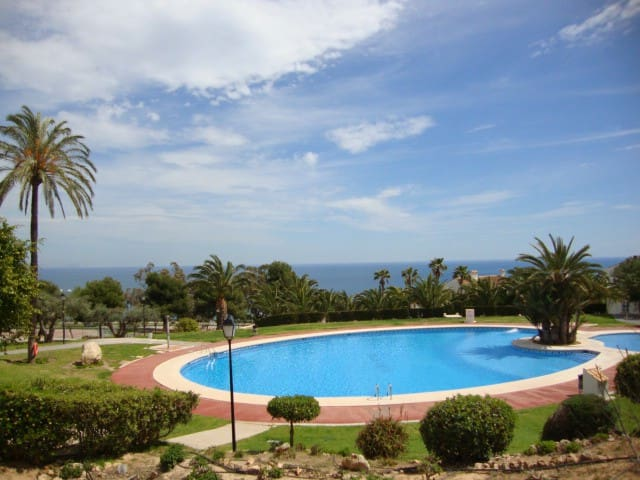 Sea view's town house in Gran Alacant, Gran Vista
