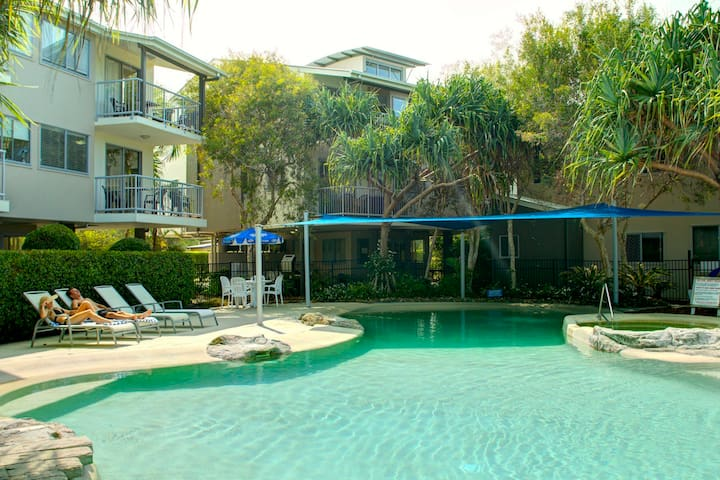 Seacove Resort - Studio Apartment - Coolum Beach - Apartment
