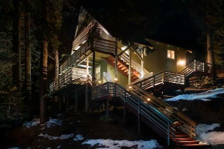 "Yosemite Hideaway 3br 2ba Unit ""A"" All new - Yosemite National Park"