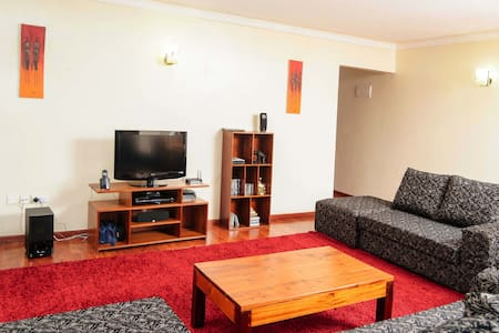 Double ensuite room in kilimani