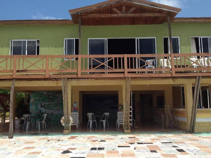 Oceanfront 4 Bedroom Villa