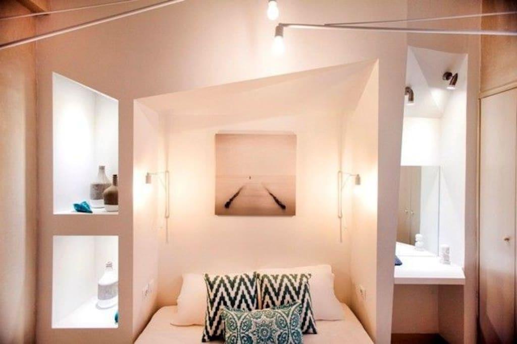 Privee Hotel Santorini - Premium Double