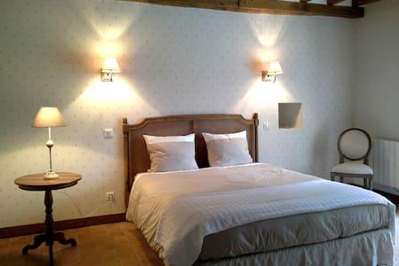 Le Nid du Monestoy - Suite La Bignone - Épinac - Guesthouse