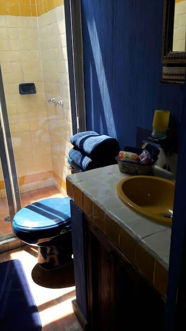 Private full bathroom
