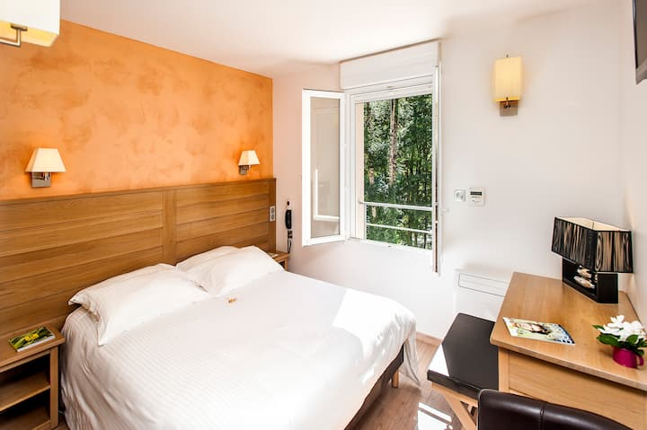 Hôtel Les 2 Rives: grand confort BB