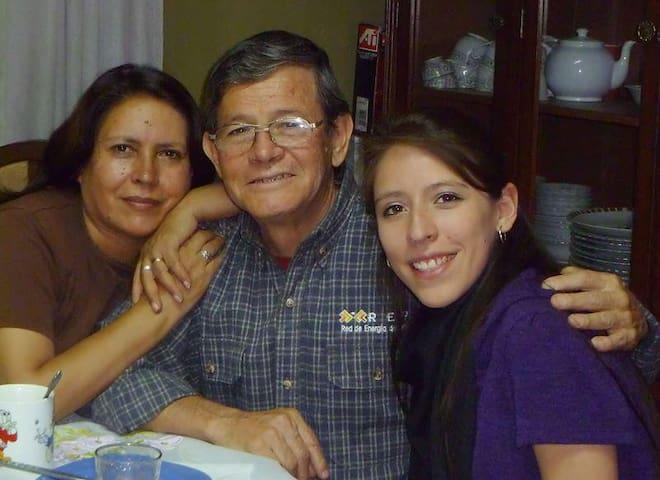 Adela y Manuel - 2 - Arequipa - Huis