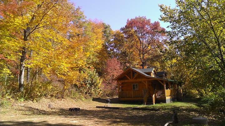 Squirrel Ridge Log Cabin
