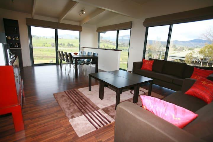 Oak @ Delatite Apartments Merrijig - Merrijig - Appartement
