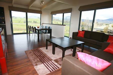 Oak @ Delatite Apartments Merrijig - Merrijig