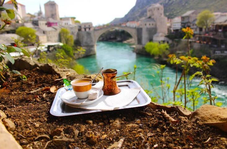 Mostar city (BiH) 70km
