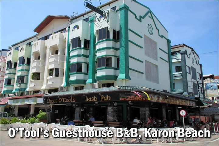 Angus O'Tool's Guesthouse - Karon - Bed & Breakfast