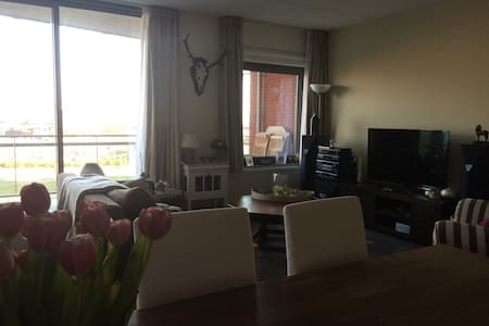 Cosy new appartement with waterview - Noorden