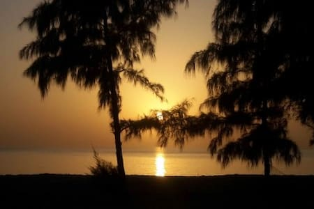 "Entre mer et lagune un ""PARADIS"" - Nianing /Ponto/Pointe Sarente"