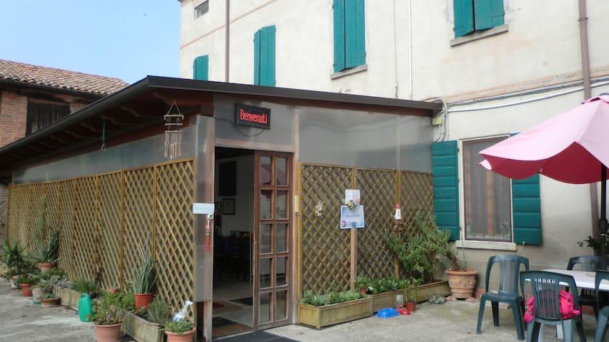 appartamento riservato e privato!!! - Novi di Modena - Apartmen
