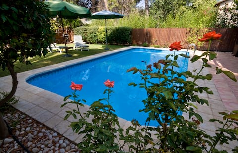 Villa Tivon - Lovely apartment with private pool