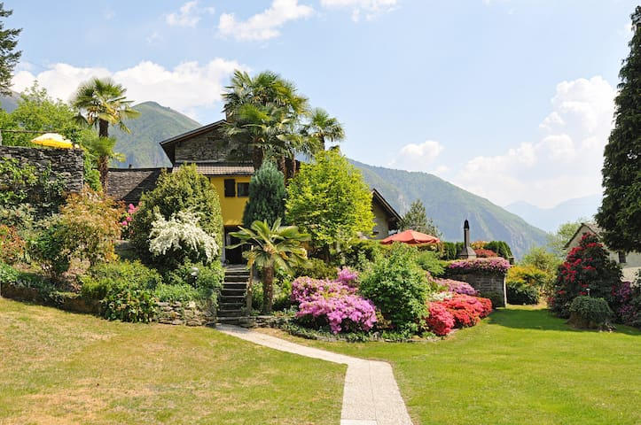 holiday house Little Paradise - Maggia - House