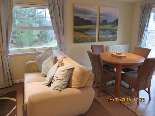 Apartment 20 at Inchmarlo, Banchory - Aberdeenshire - Lejlighed