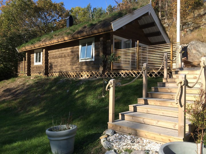 Eco Cottage.Private Spa.Sea, Forest,Relax&Isolate!