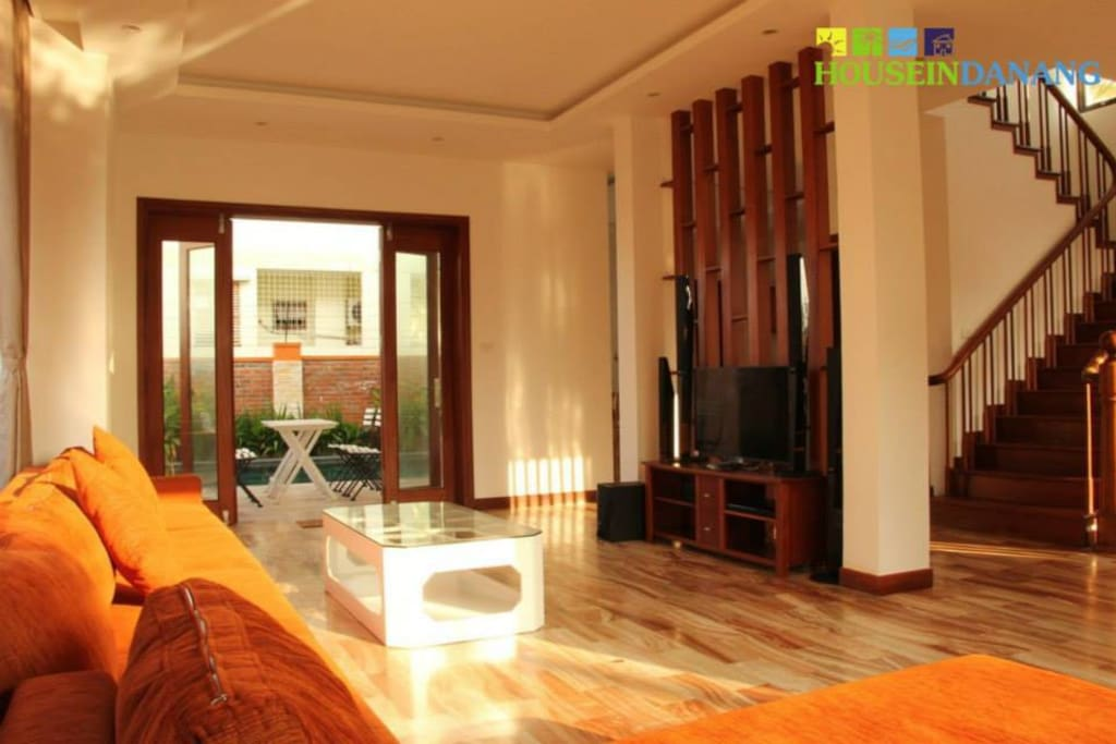 A Nice House With Private Garden Houses For Rent In Da
