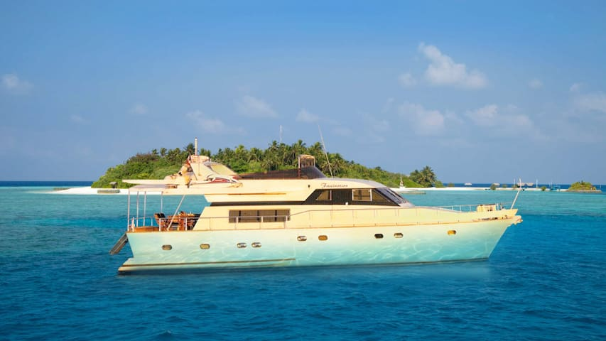The Ultimately Luxurious Yacht Holiday