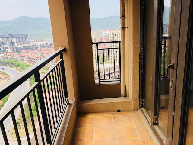 开放式阳台