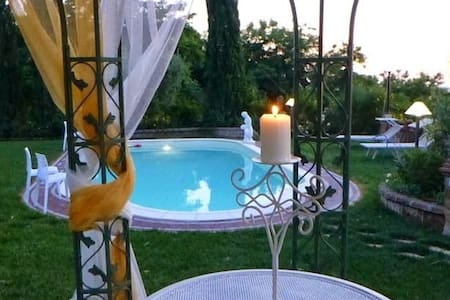 Casa Averani - Montefoscoli - アパート