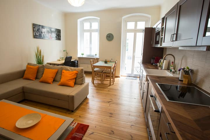 NEW ! , The sweet home in Berlin Alexanderplatz