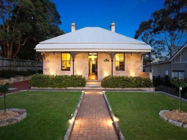 Hunters Hill, Syd 8km Sydney CBD, avail July