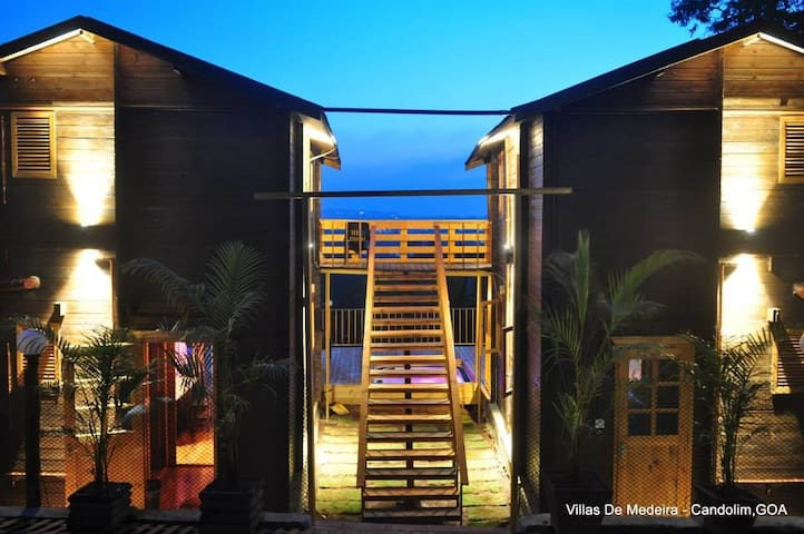Villas De Madeira- ROOM 2 - Bardez - Bed & Breakfast