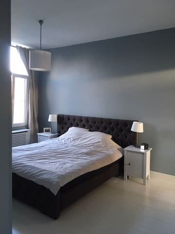Comfortable private luxury stay close to Antwerp
