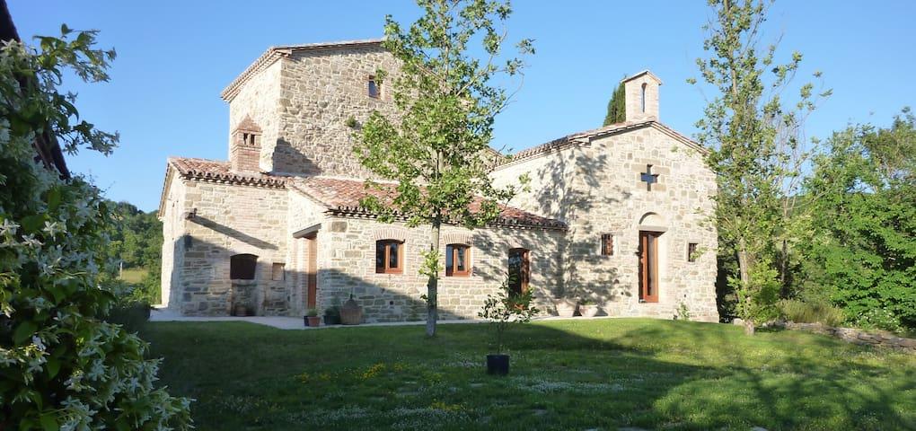 Metamorefosi at Vaccaria - Gubbio - Villa