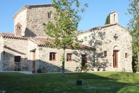 Metamorefosi at Vaccaria - Gubbio - 别墅