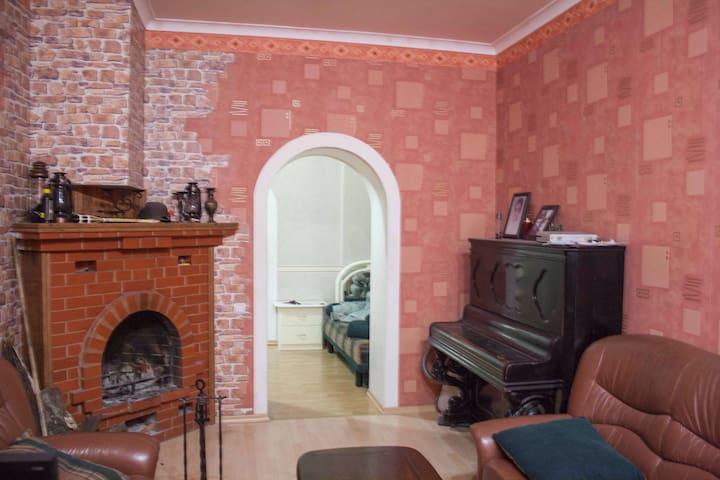 Квартира 100метров недалеко от моря - Балтийск - Apartmen