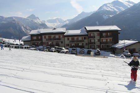 AUSSOIS-STUDIO COSY+GARAGE au pied des pistes - Aussois - Διαμέρισμα