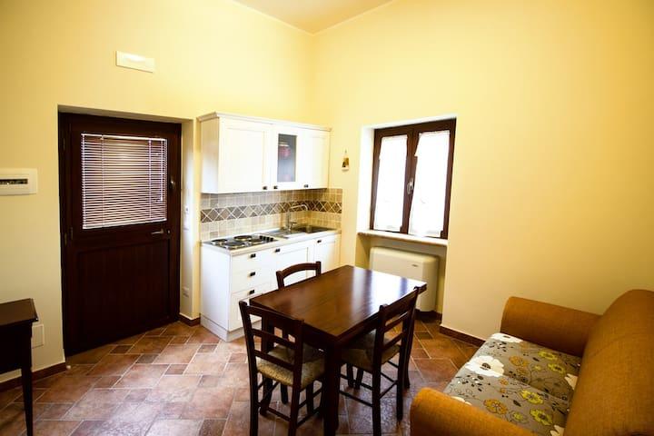 Appartamento Il Castagno - Viterbo - Leilighet