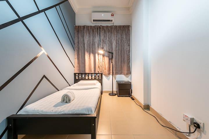 Bedroom 3 .