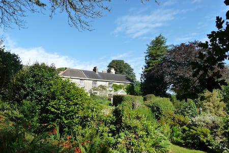 Dartmoor B&B: The Garden Room - Aish