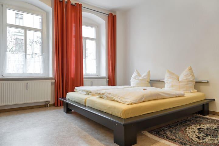 ruhige Wohnung u.  Verkehrsgünstig - Meissen - Apartament