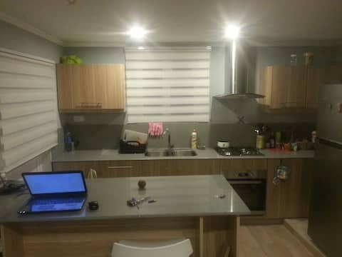 Entire appartment of 2 rooms