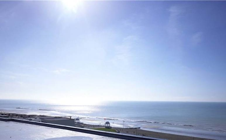 Seafront apartment - Bexhill - Apartemen