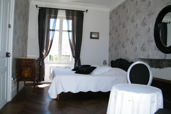 Chambre d'hôtes indépendante Châteaux de la Loire - Savigné-sur-Lathan - Dům pro hosty
