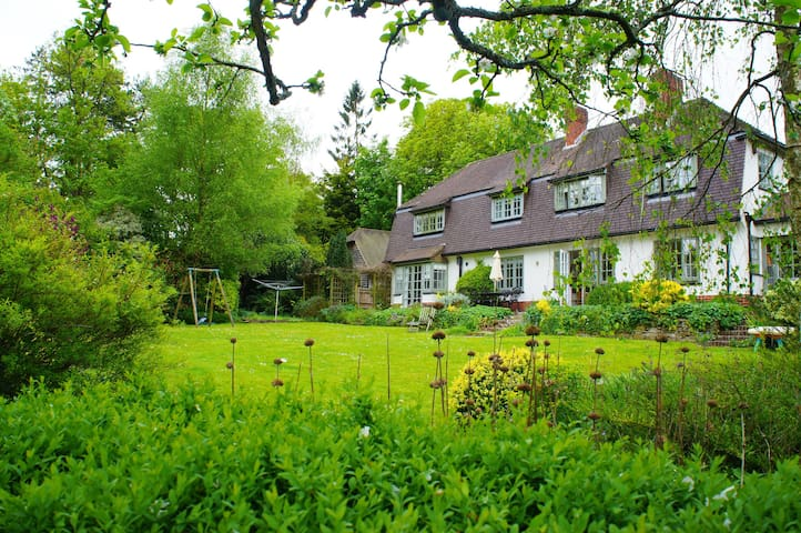Beautiful Serene House & Annex in stunning setting - Droxford - Dom