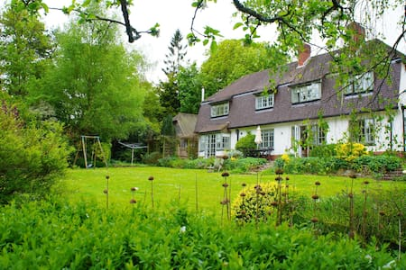 Beautiful Serene House & Annex in stunning setting - Droxford - Hus