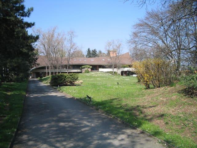 Villa Con Piscina Milano adatta a eventi e cerimon - sedriano - Villa