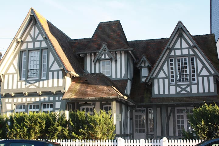 Villa Le Nid DEAUVILLE CENTER