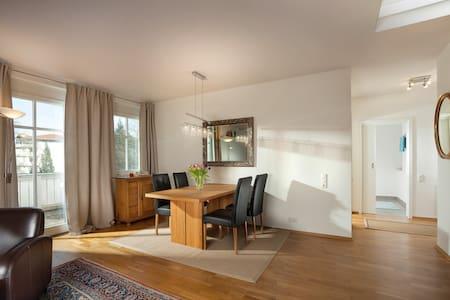 Gemütliche Wohnung am Chiemsee - Prien am Chiemsee - Appartement