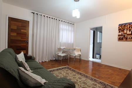 Fradique SP 4 - Сан-Паулу - Квартира